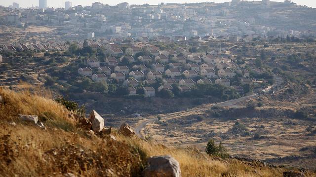 Los asentamientos israelíes en discusión