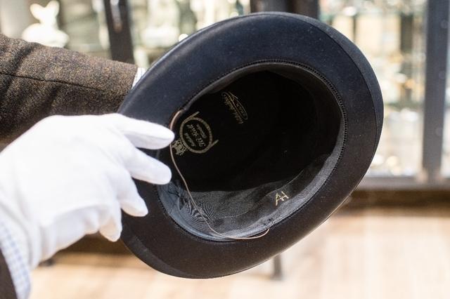 Sombrero de Hitler subastado en Alemania