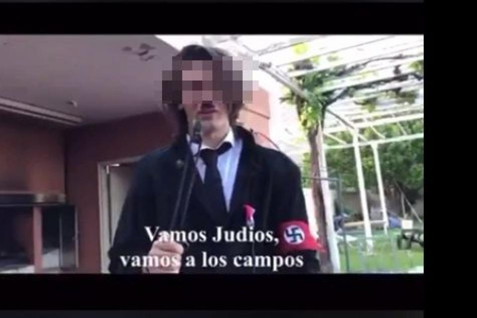 Video antisemita en colegio de San Juan