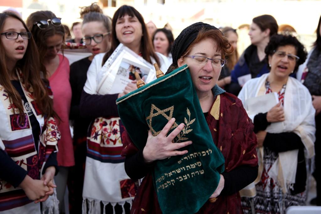 """""""Quiero que lo lean mujeres judías, especialmente observantes, para que sientan que no están solas"""", afirmó una de las autoras del libro."""
