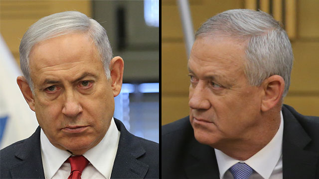 ¿Israel se dirige a una elección directa entre Netanyahu y Gantz?