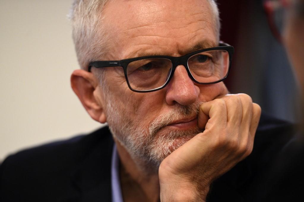 Jeremy Corbyn desató nuevamente la polémica por sus comentarios.