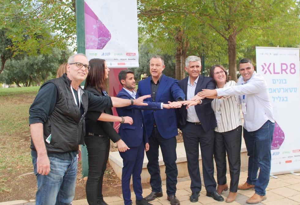 Empresas del norte israelí presentaron sus innovaciones en alimentos