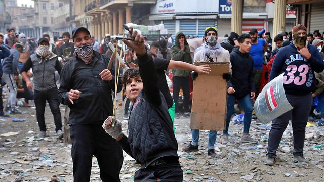 Una jornada extremadamente violenta en Irak