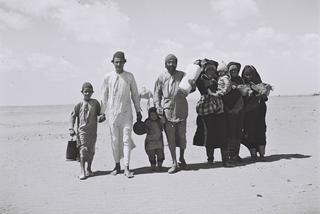 Se estima que más de 800 mil judíos debieron irse de sus casas establecidas en países árabes e Irán