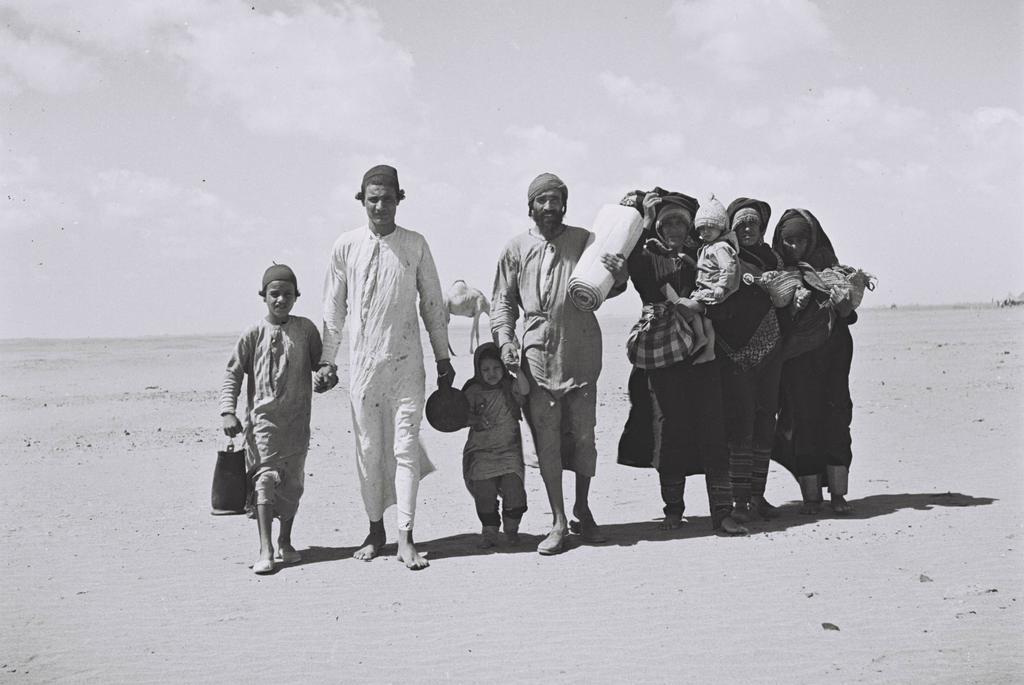 Judíos Árabes Expulsados