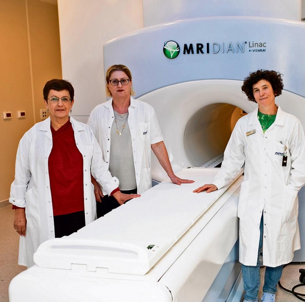 El dispositivo reduce el número de radiaciones que va a necesitar el paciente.