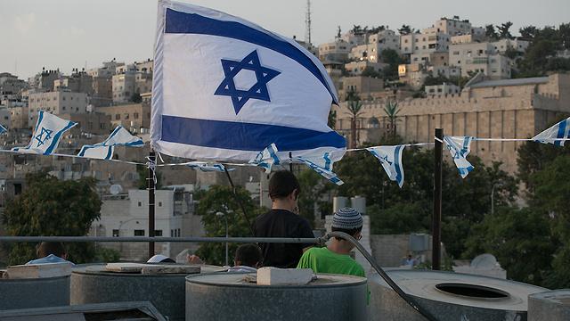 Judíos en Hebrón