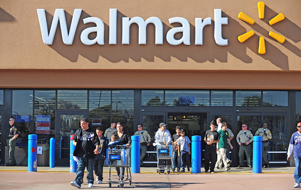 ¿Walmart llegará a Jerusalem?