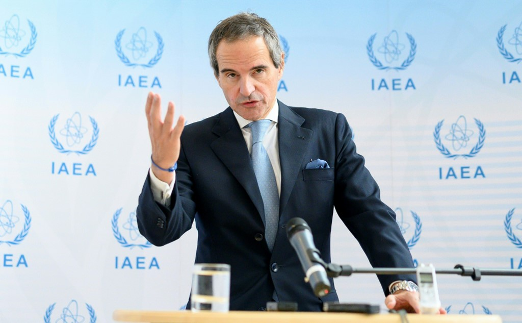 Grossi era embajador de Argentina en Austria desde el 2013.