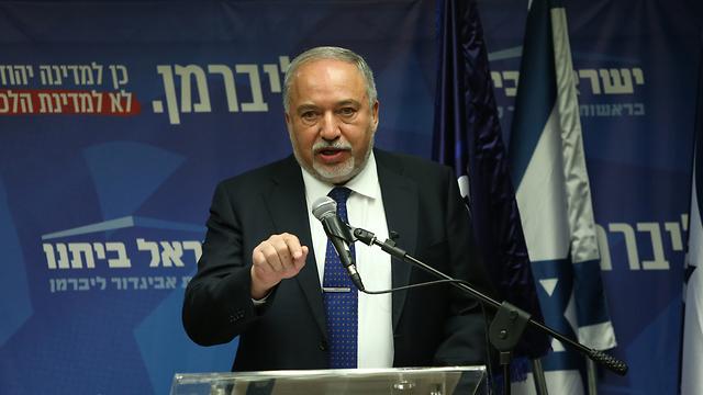 """Liberman: """"Netanyahu y Gantz estuvieron demasiado ocupados arrojándose culpas uno al otro"""""""