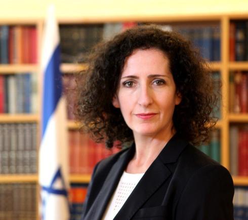 Marina Rosenberg, embajadora de Israel en Chile
