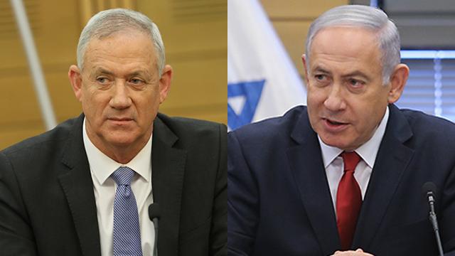 Netanyahu desafía a Gantz