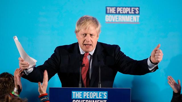 Boris Johnson quiere prohibir el boicot contra Israel