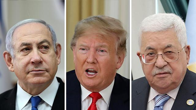 Trump busca avanzar con el 'Acuerdo del Siglo'