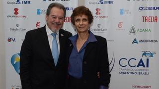 Mario Montoto y Galit Ronen