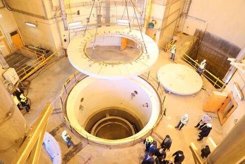 Irán reactiva reactor nuclear