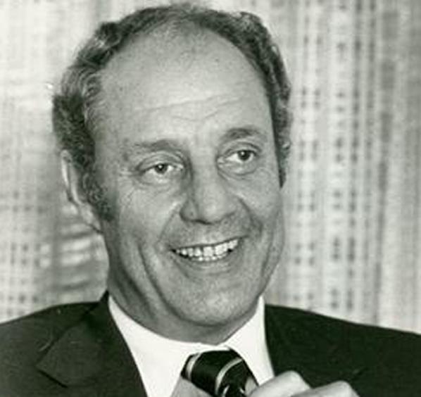 El rabino Marshall Meyer