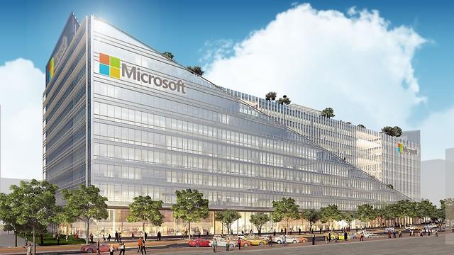 Microsoft en Israel