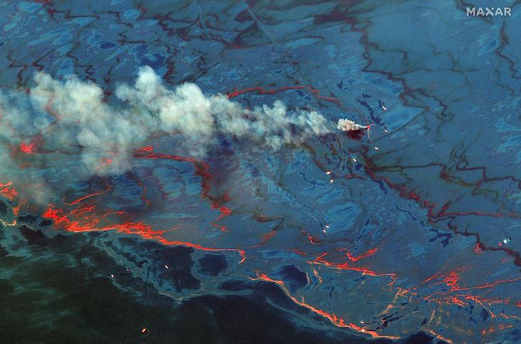 Derrame de petróleo de BP