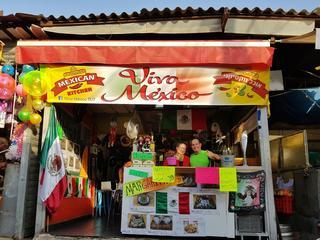 Un poquito de México en el centro de Tel Aviv