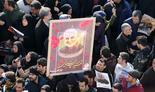 Funeral de Qasem Soleimani en Teherán