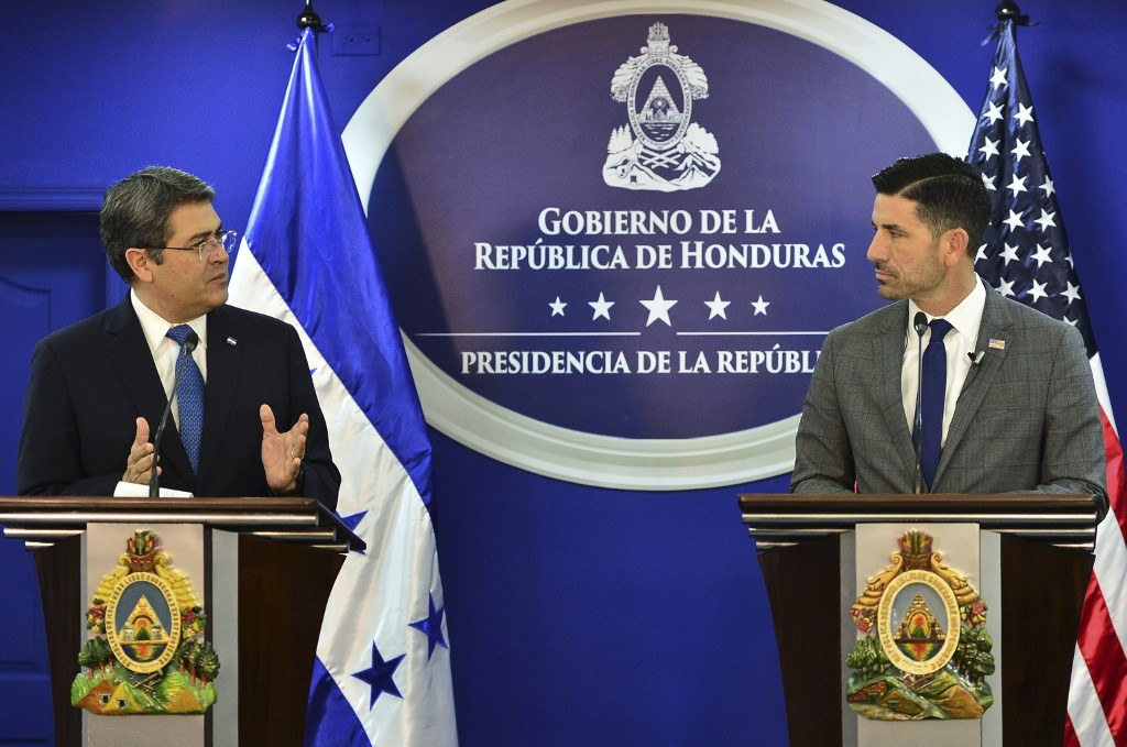 Honduras EEUU
