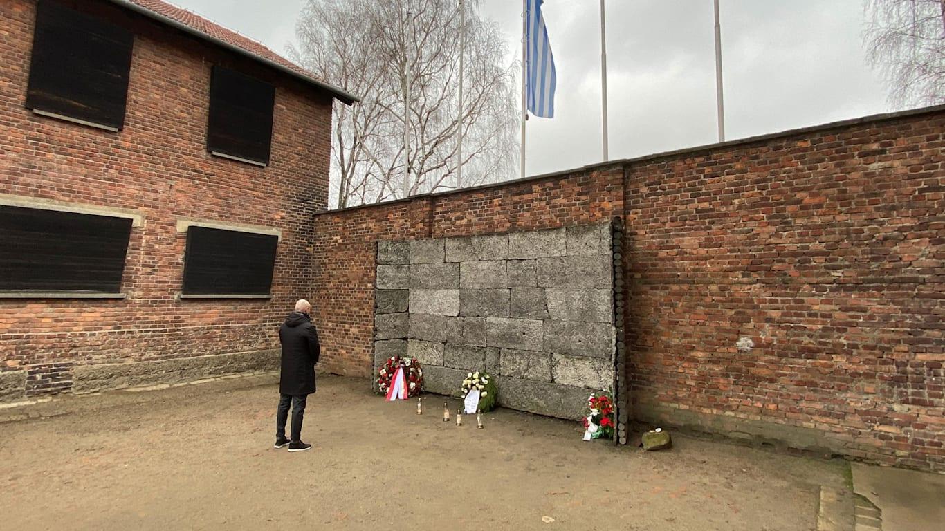 """El """"muro de la muerte"""""""