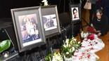 Homenaje a las víctimas del avión ucraniano derribado por Irán