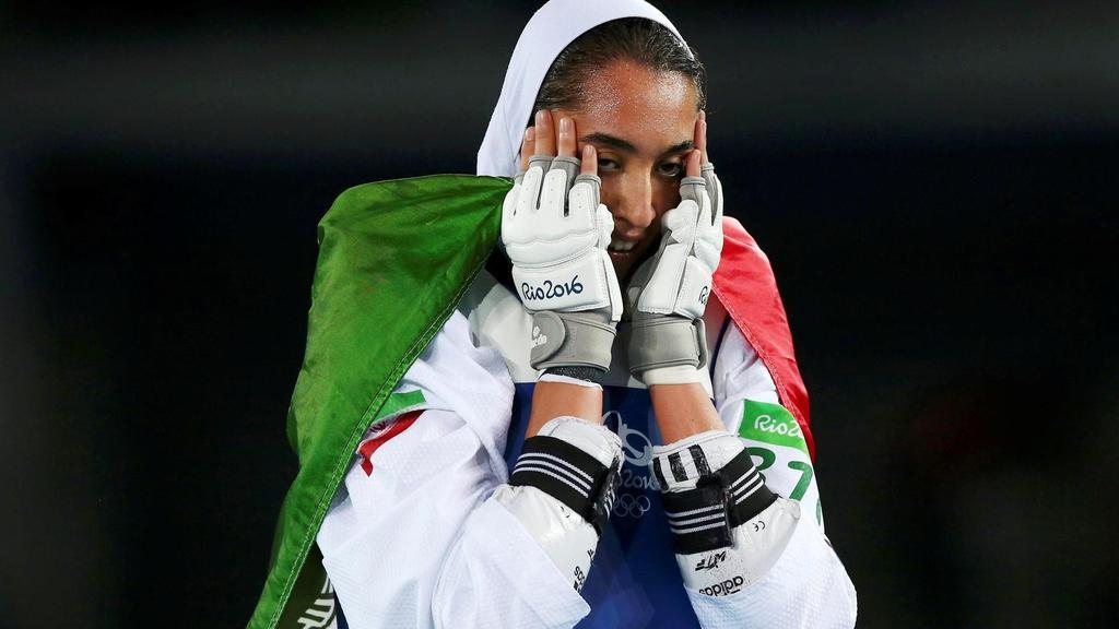 Kimia Alizadeh huyó a Europa y ya no representará a Irán