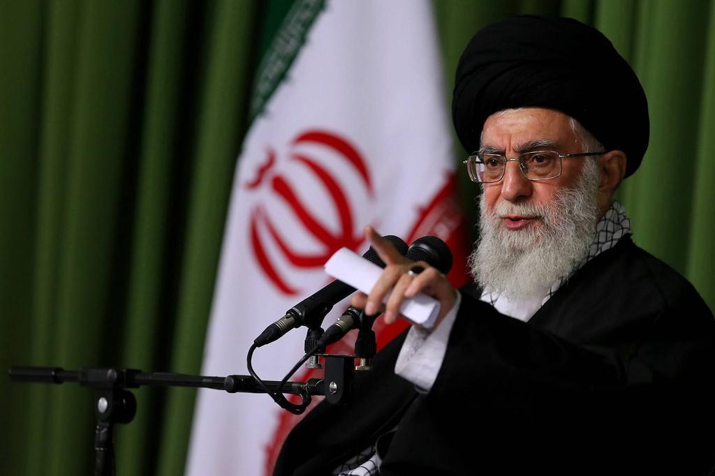 Ali Jamenei Irán