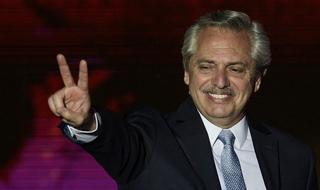 Alberto Fernández, presidente de la Argentina