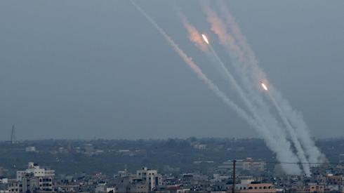 Misiles Gaza