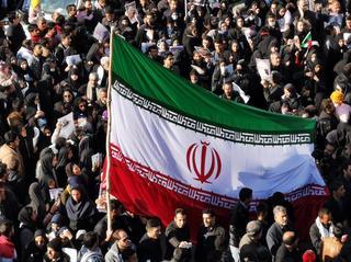 Hubo cientos de muertos en las masivas manifestaciones en Irán