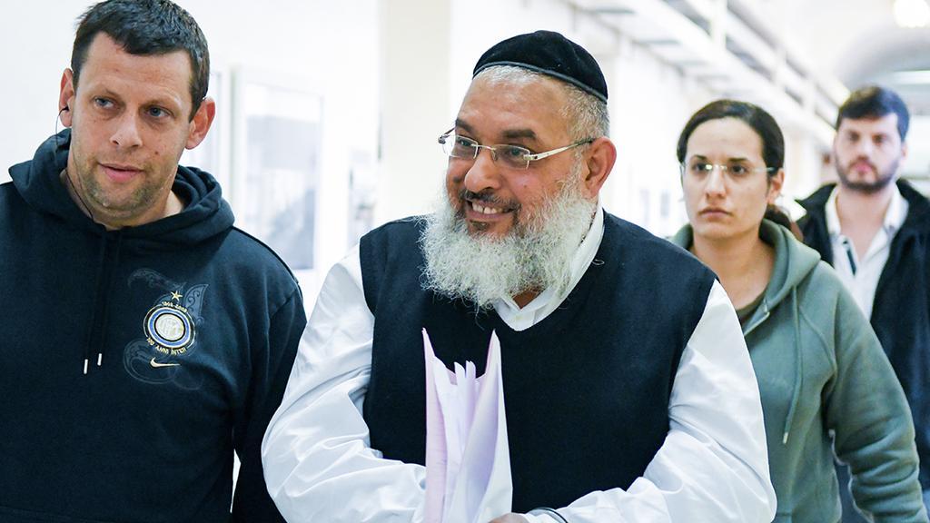 El rabino Aharon Ramati negó las acusaciones en su contra