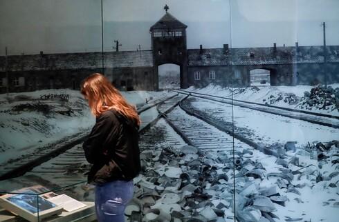 Imagen del campo de concentración nazi de Auschwitz