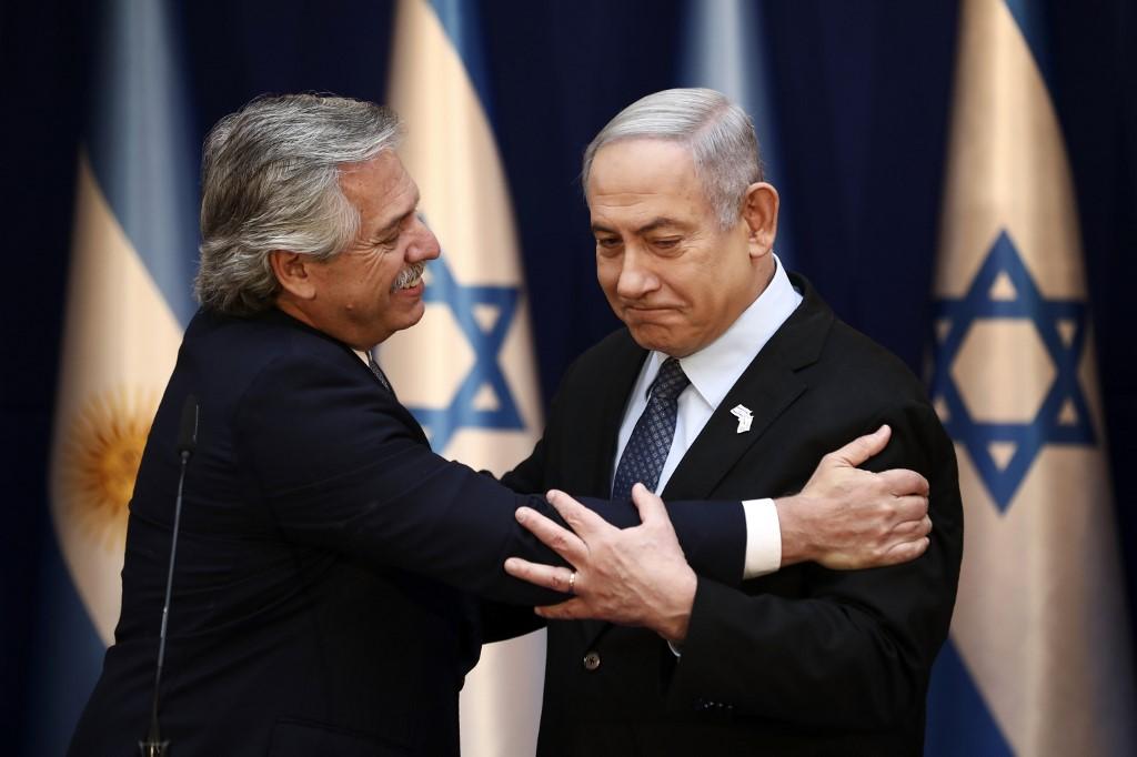 Otros temas de la declaración conjunta de Fernández y Netanyahu: lazos comerciales, vuelos directos, tecnología, Holocausto y dictadura argentina