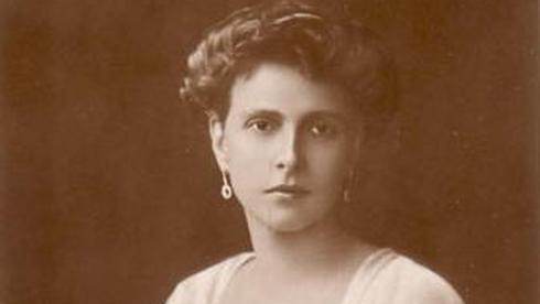 La princesa Alicia en 1906