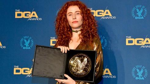 La cineasta israelí Alma Har'el fue premiada en Los Angeles