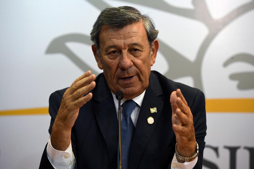 Canciller de Uruguay, Rodolfo Nin Novoa