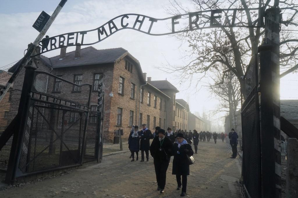 75° aniversario de la liberación de Auschwitz