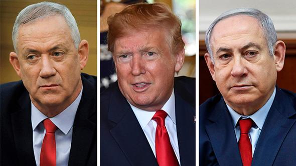Trump espera que Netanyahu y Gantz brinden su apoyo al Acuerdo del Siglo antes de anunciarlo