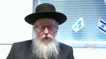 """Yaakov Litzman, ministro de Salud: """"Habrá inspecciones en el aeropuerto"""""""