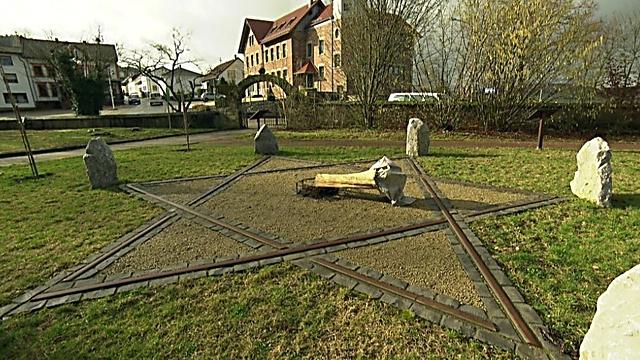 Un monumento a las víctimas de la Shoá fue vandalizado en Alemania