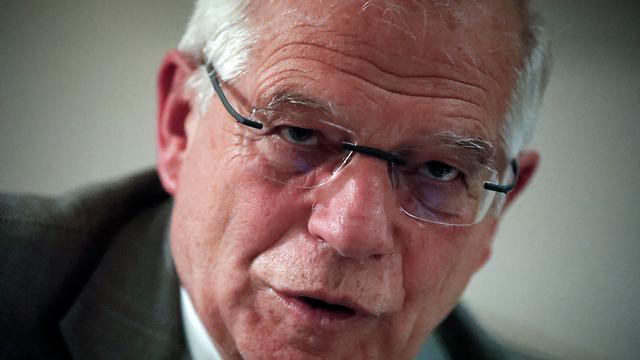 """Josep Borrell, ministro de Relaciones Exteriores de la UE: """"No reconocemos la soberanía israelí sobre los asentamientos de Judea y Samaria"""""""