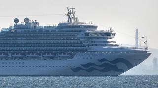 Crucero Carnival's Diamond Princess