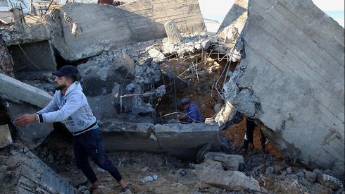 Ofensivas contra Hamás en la Franja de Gaza