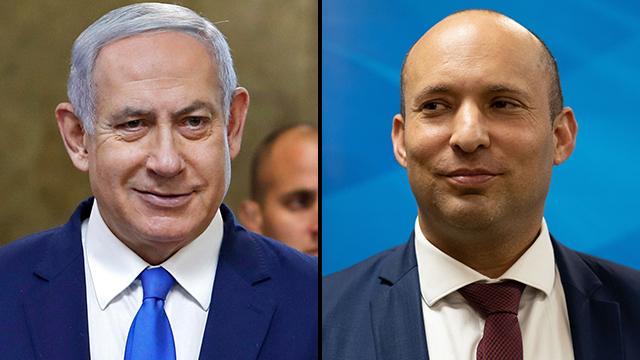 Benjamín Netanyahu y Naftali Bennett advierten a Hamás