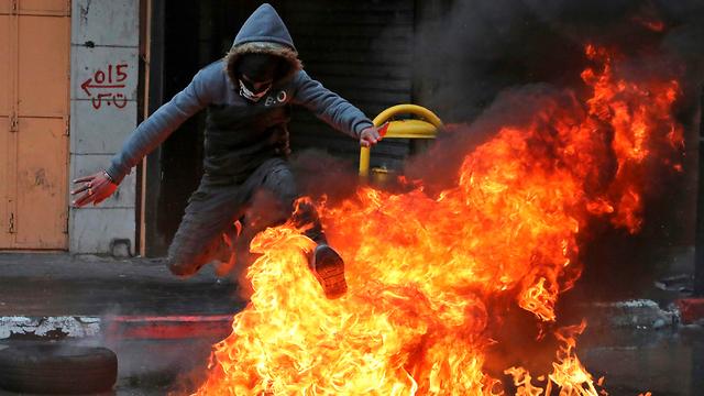 Enfrentamientos en Judea y Samaria la semana pasada