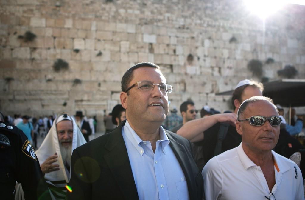 Moshe Lion es el primer alcalde de descendencia sefaradí en la capital de Israel